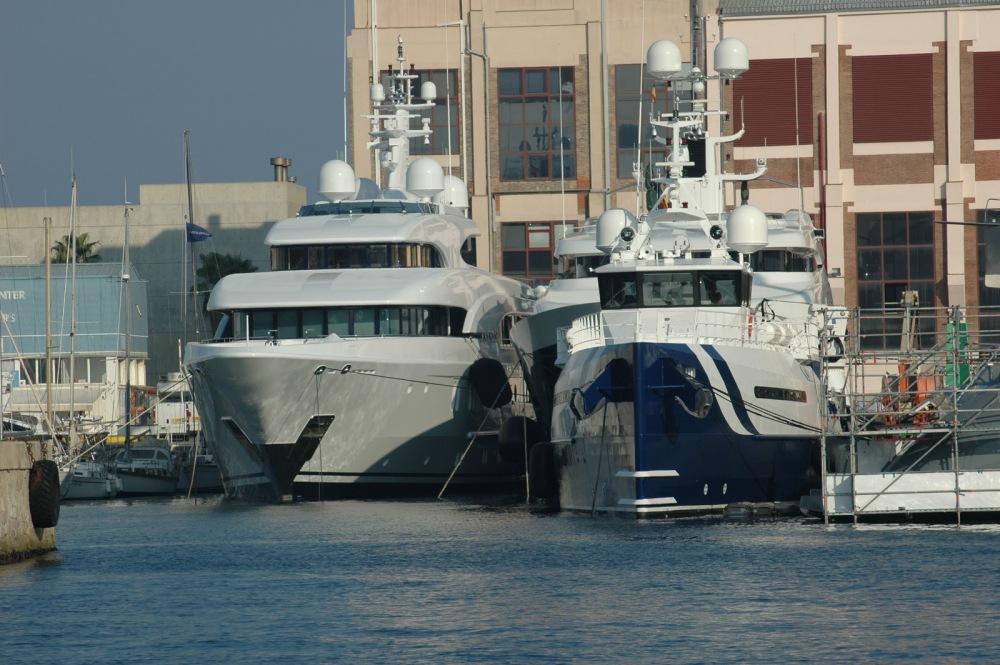 Shipyard Barcelona