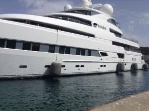 M/Y NAIA Port Vendres