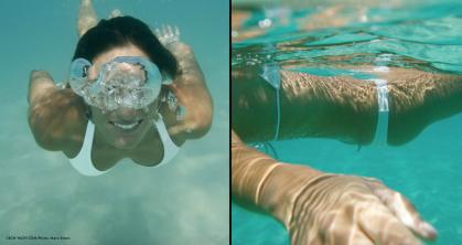 swim-under-water / M.Entero