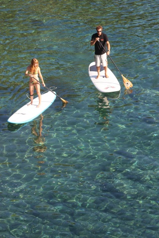 Charter extras Stand up paddle / Watersports