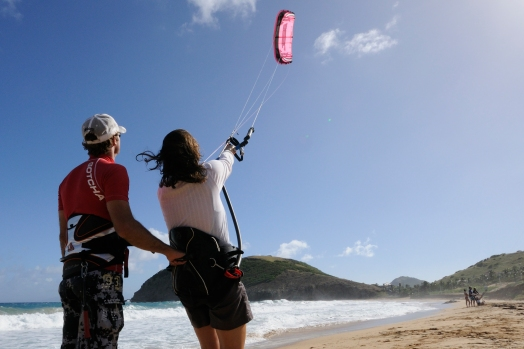 Charter extras Kitesurf / Watersports