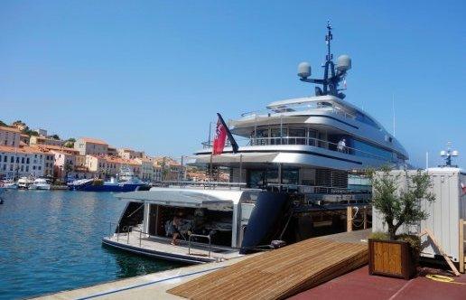 Port-Vendres-yacht- Dock