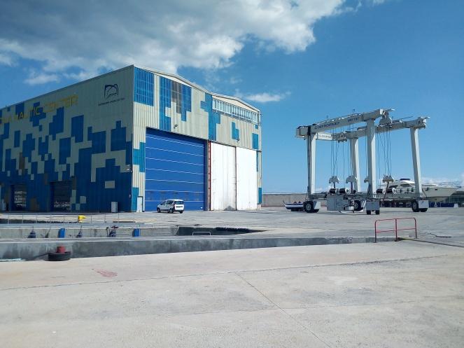 Barcelona Shipyard