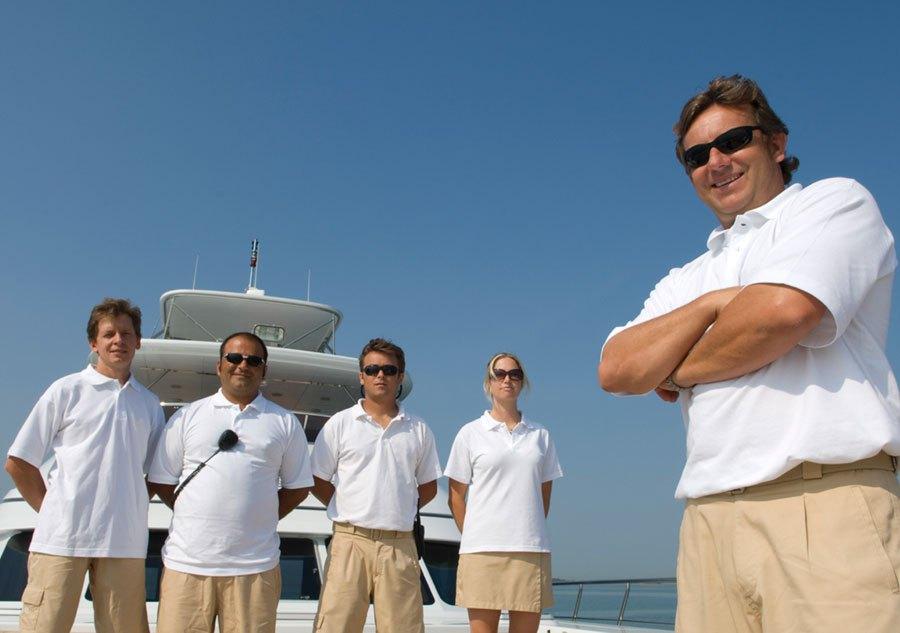 yacht-crew